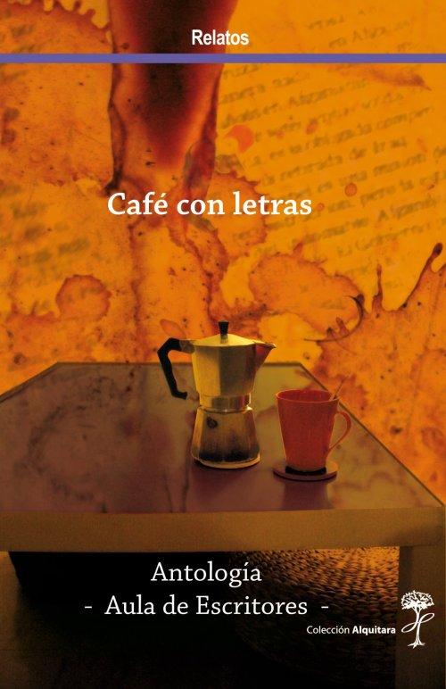 Portada de Café con letras