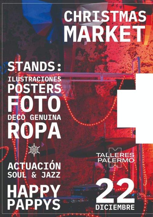 Tebu Guerra - Impro Typo - Market Talleres Palermo - diciembre 2019 - 01